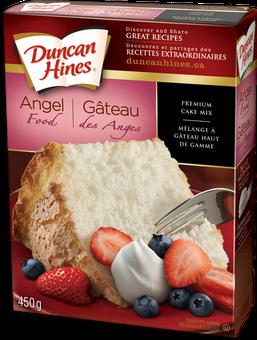 Ingredient Recipes Using Angel Food Cake Mix