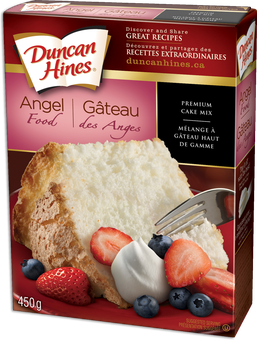 Product Angel Food Cake Mix Duncan Hines Canada