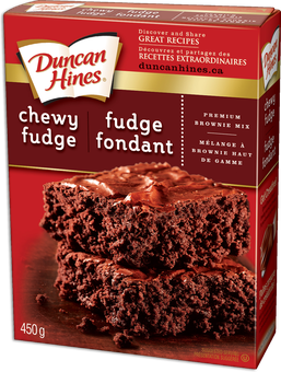 product chewy fudge brownie mix duncan hines canada