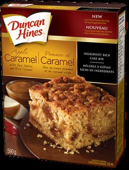 Duncan Hines Caramel Apple Cake Recipe