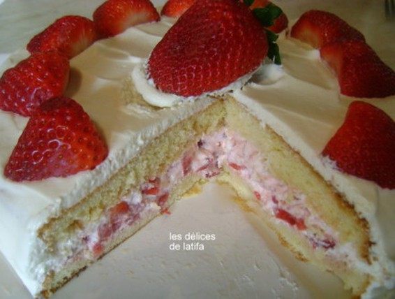 Duncan Hines Fresh Strawberry Cake Recipe