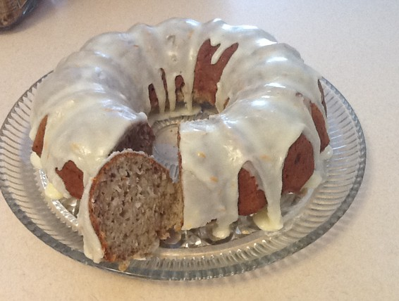 Recipe Banana Plus Pound Cake Duncan Hines Canada 174