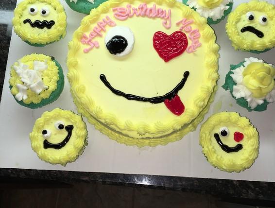 Recipe Emoji Cake Duncan Hines Canada 174