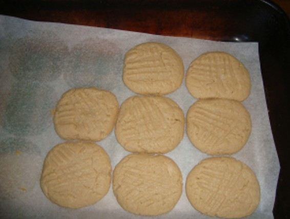 Peanut Butter Cookies Made With Duncan Hines Cake Mix
