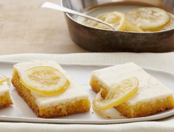Lemon Cake Recipes Using Box Mix: Recipe: Sunshine Lemon Bars