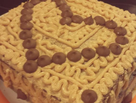 Cake Icing Recipe Peanut Butter: Recipe: Felicia's Hershey Peanut Butter Cake