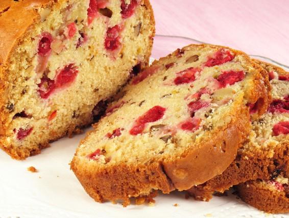 Loaf Recipes Using Cake Mix: Recipe: Lemon Cranberry Loaves
