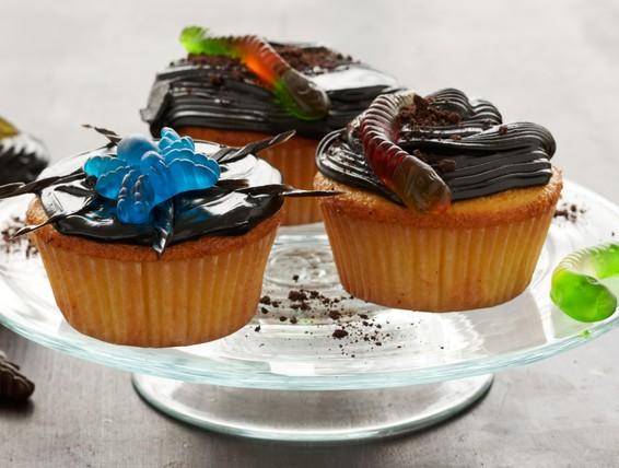 Recipe Creepy Crawly Cupcakes Duncan Hines Canada 174