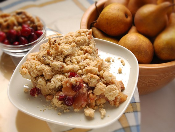 Strawberry Cobbler With Cake Mix
