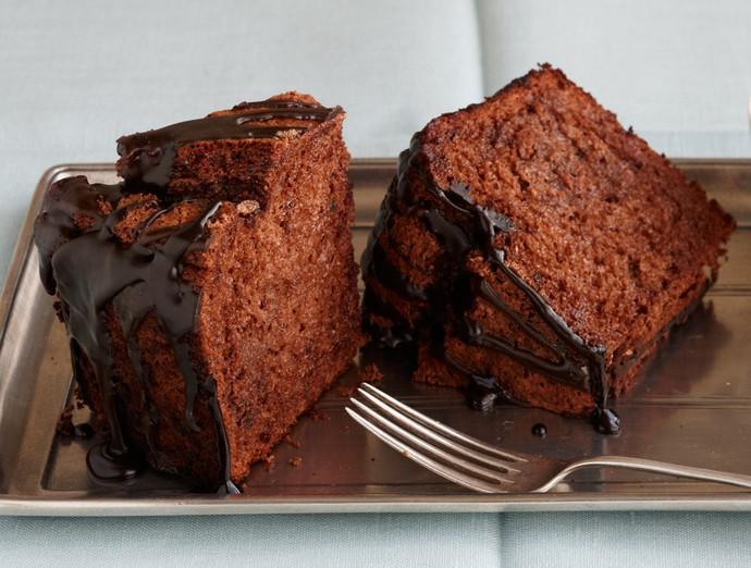 Duncan Hines Strawberry Angel Food Cake