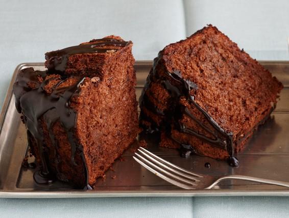 Duncan Hines Chocolate Angel Food Cake