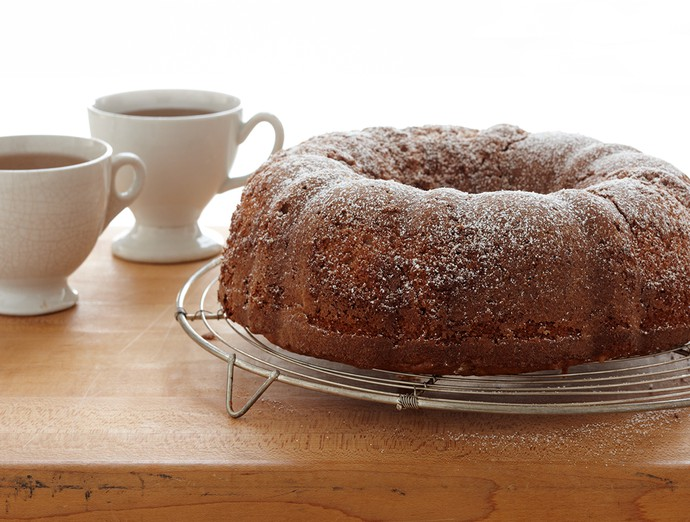Quick Apple Cake By Duncan Hines