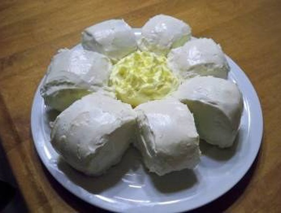Cake Recipes Using Lemon Extract: Recipe: Lemon Pistachio Spring Flowers