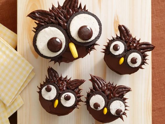 Recipe Owl Cupcakes Duncan Hines Canada 174