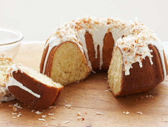 Pound Cake With Cake Flour