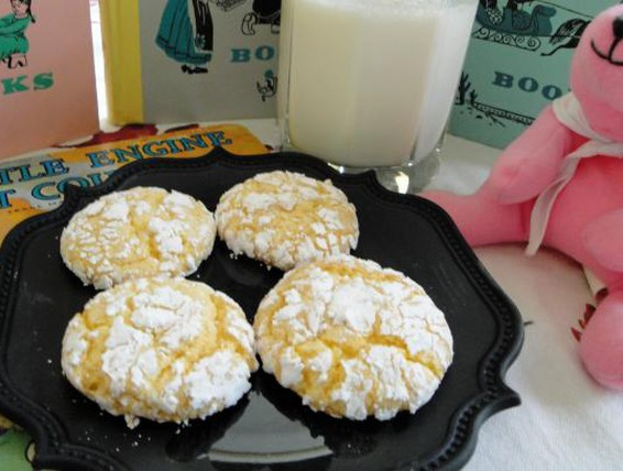Duncan Hines Cake Mix Cookies With Cool Whip