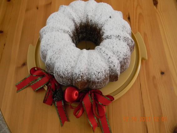 Recipe Spice Christmas Bundt Cake Duncan Hines Canada 174