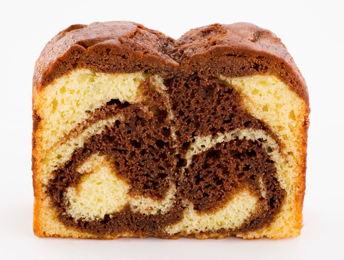 Duncan Hines Marble Pound Cake