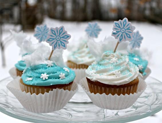 Recipe Winter Wonderland Cupcakes Duncan Hines Canada 174