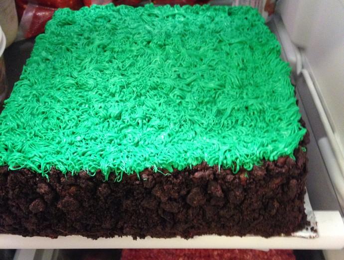 Recipe Minecraft Cake Duncan Hines Canada