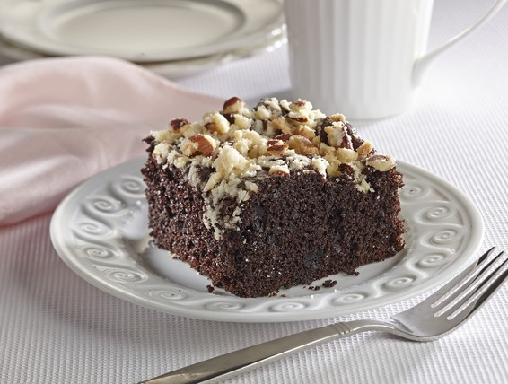 Chocolate Coffee Cake From Dh Cake Mix