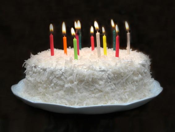 Recipe Guaranteed Triple Coconut Cake Wintery Frost Cake