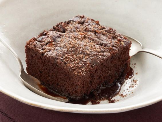 Cake Mix Hot Fudge Pudding Cake