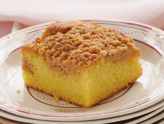Duncan Hines Lemon Crumb Cake