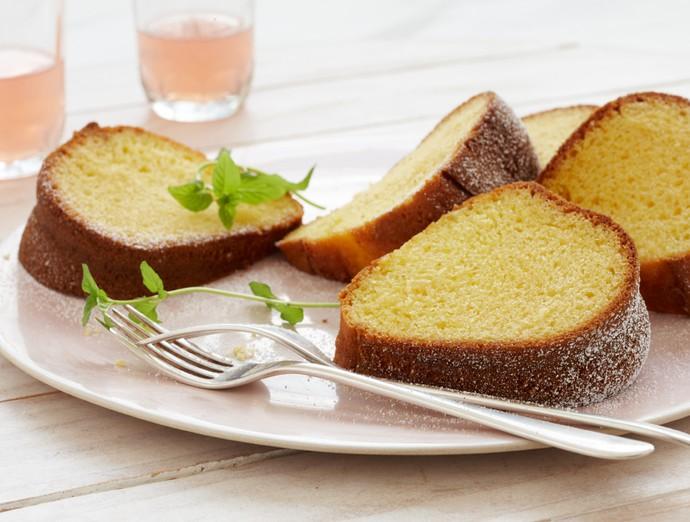 Orange Supreme Pound Cake
