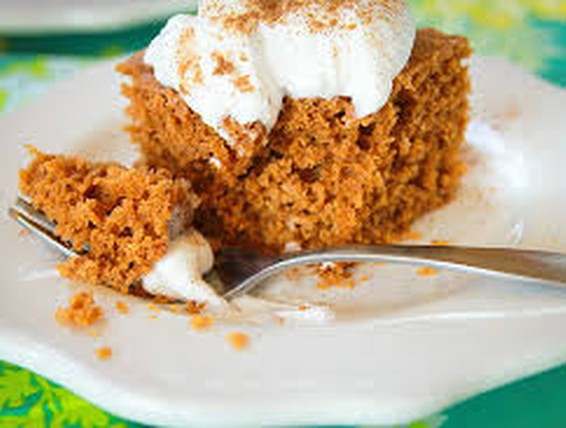Duncan Hines Spice Cake Mix Pumpkin Recipe