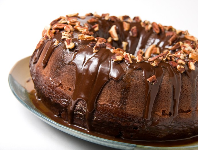 Duncan Hines Chocolate Chip Sour Cream Cake