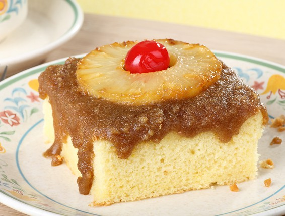 how to make pineapple upside down pudding