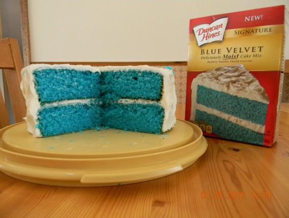 Recipe Blue Velvet Cake Duncan Hines Canada