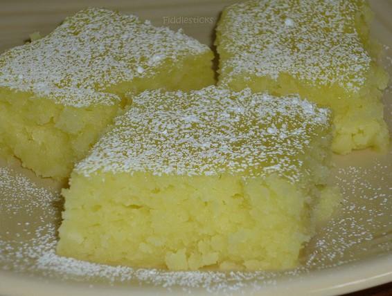 Angel Food Cake Lemon Pie Filling