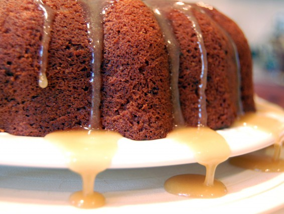 Spice Cake Mix With Bananas