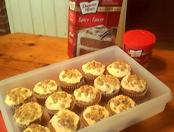 Duncan Hines Cake Icing Ingredients