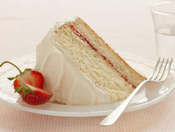 Duncan Hines Strawberry Vanilla Cake