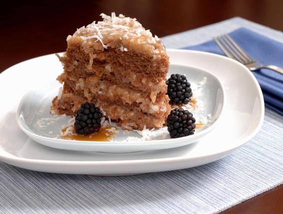 Duncan Hines German Chocolate Cake Icing Recipe