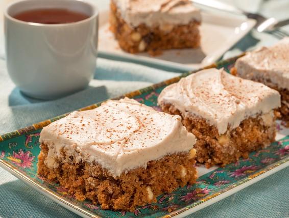Duncan Hines Spice Cake Carrot Cake Recipe