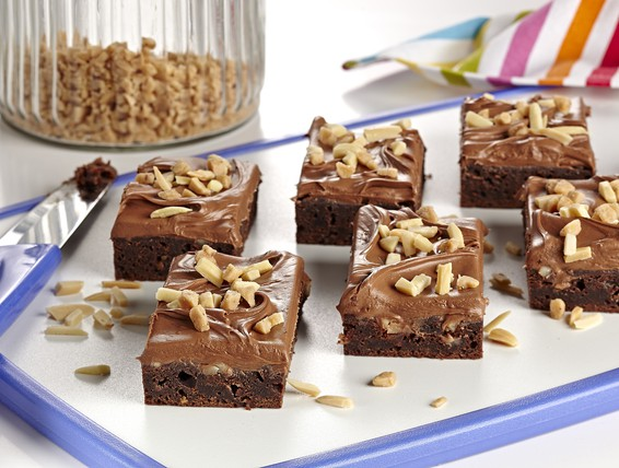 Recipe Chewy Loaded Fudge Brownies Duncan Hines Canada 174