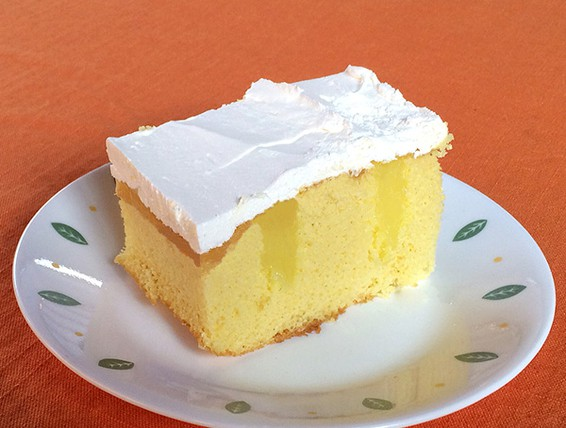Duncan Hines Lemon Cake With Pudding Recipe