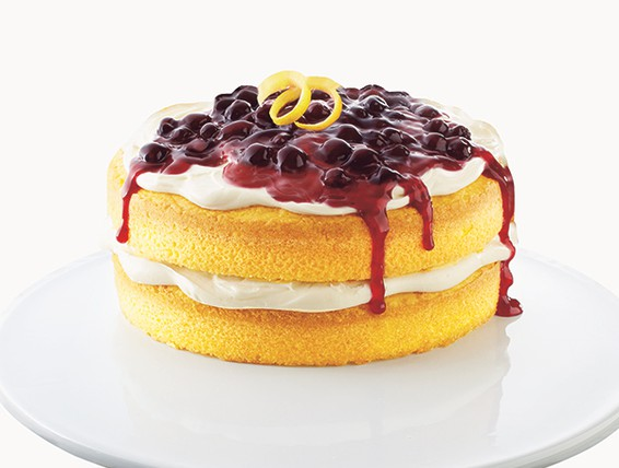 Recipe Summer Blueberry Layer Cake Duncan Hines Canada 174