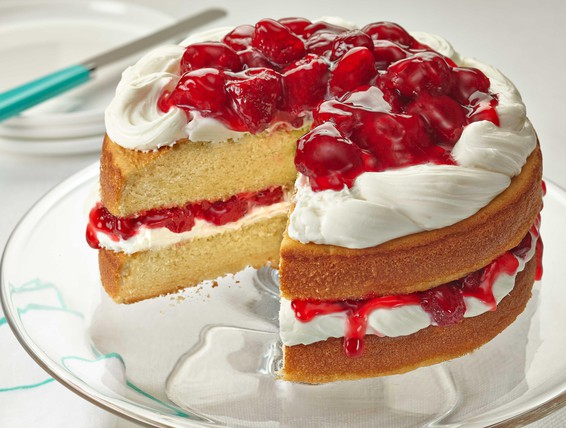 Duncan Hines Strawberry Vanilla Cake Recipe