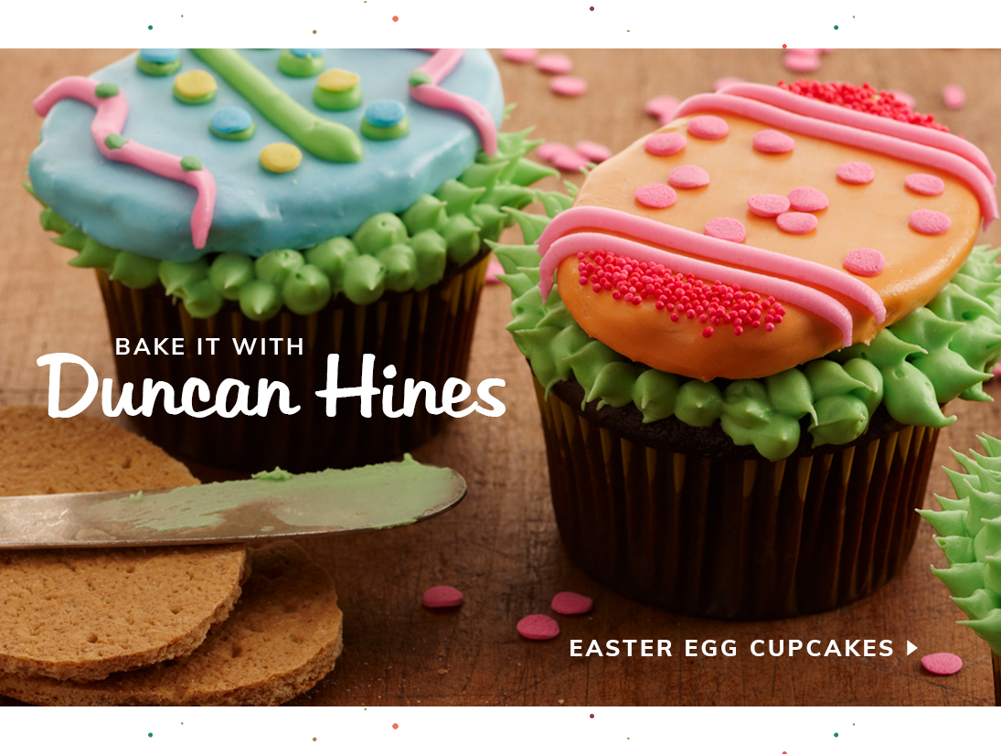 Bake with Duncan Hines Canada