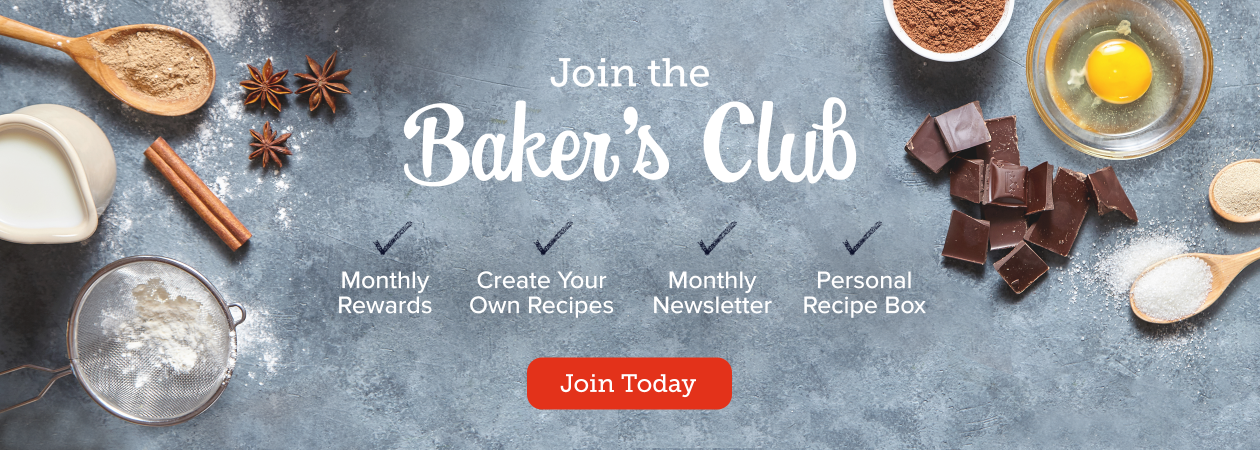Join the Duncan Hines Baker's Club